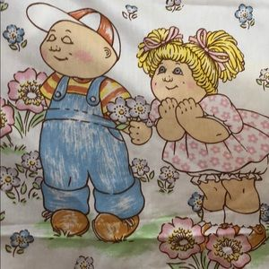 Other - 🏖 VINTAGE Cabbage Patch sheets
